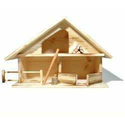 holzspielzeug bauernhof spielzeug. Black Bedroom Furniture Sets. Home Design Ideas